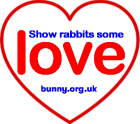 Show rabbits some love