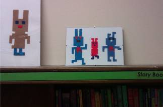 Robot Rabbit 1