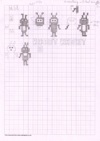 Robot Rabbit original